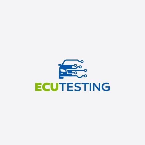 ECUtesting Logo