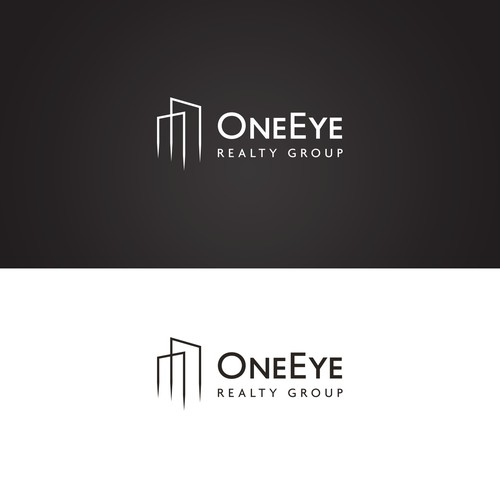 Luxury logo for a realty group