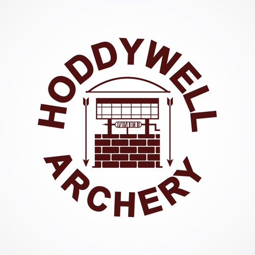 Recreate a traditional logo/crest for archery retailer