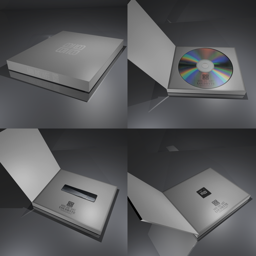 Packaging design for Digital Media