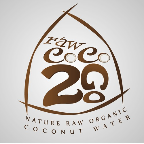 Organic and Raw coconut water company needs a great new logo!!!