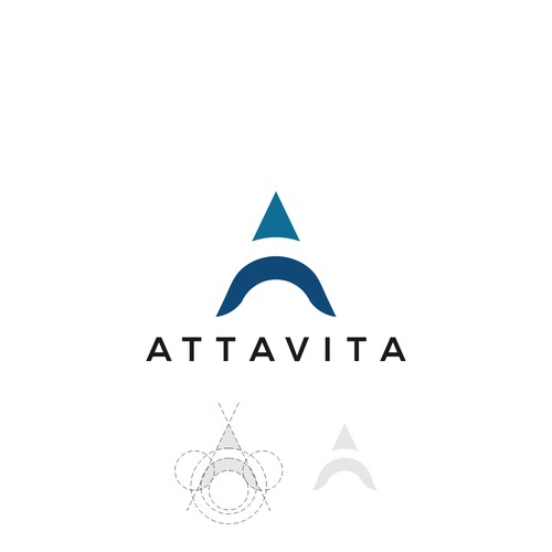 ATTAVITA logo design