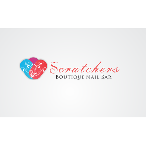 Scratchers Boutique Nail Bar needs a new logo