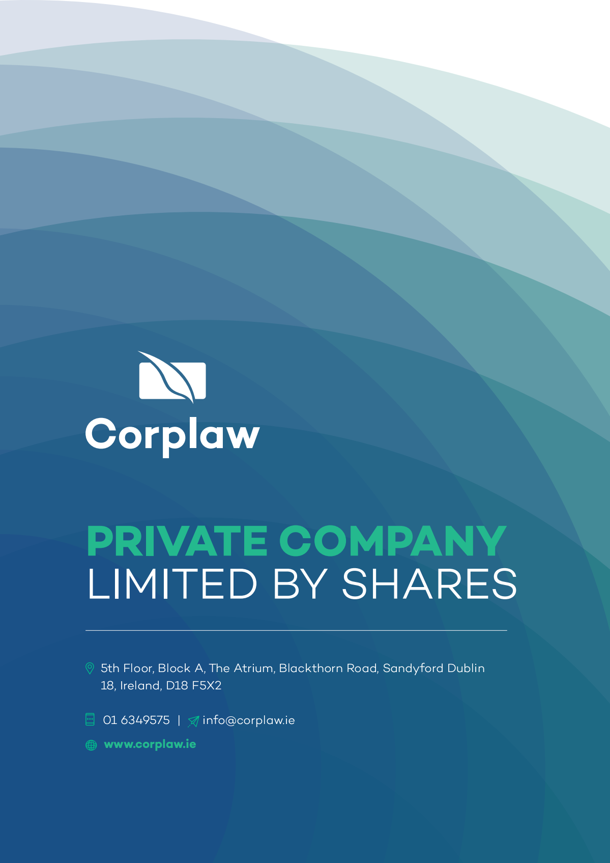 Corplaw Application Form [Interactive]