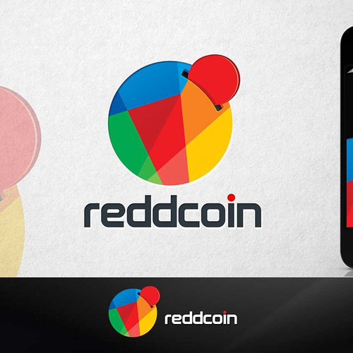 Create a logo for Reddcoin - Cryptocurrency seen by Millions!!