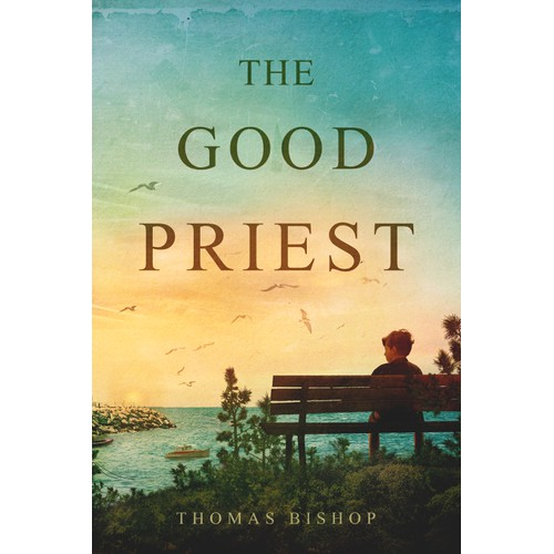 The Good Priest - book cover -