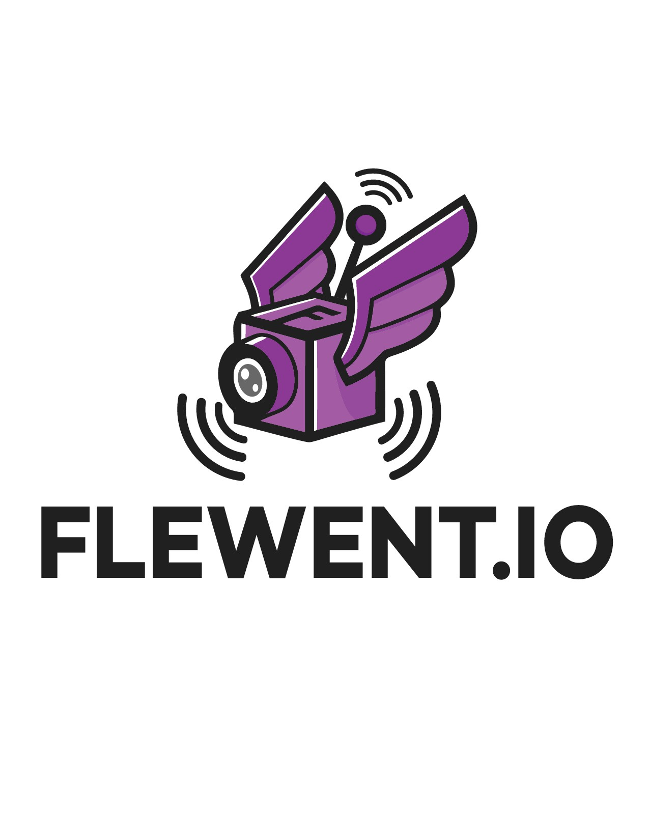 Design an intriguing logo for Flewent to help show our popup network capability.