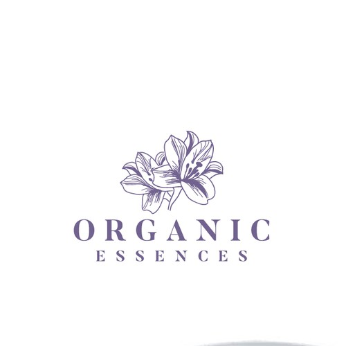 Logo for skincare products