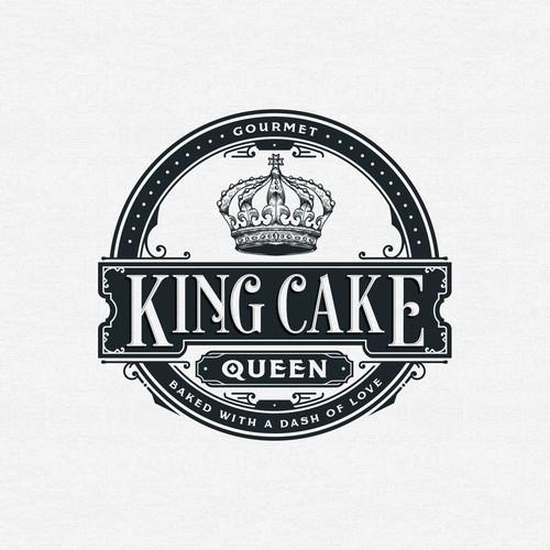 king cake queen