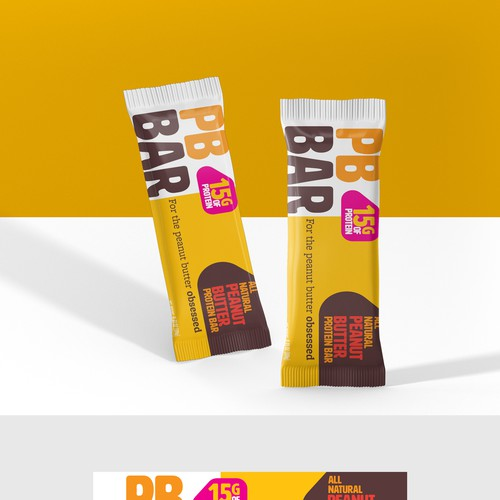 Protein Bar packaging