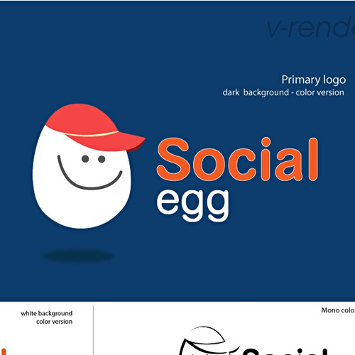 Logo Design For Social Site