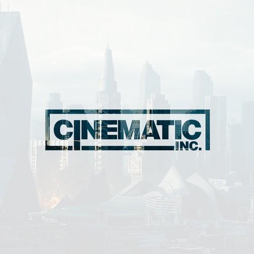 Cinematic Inc. Logo Design