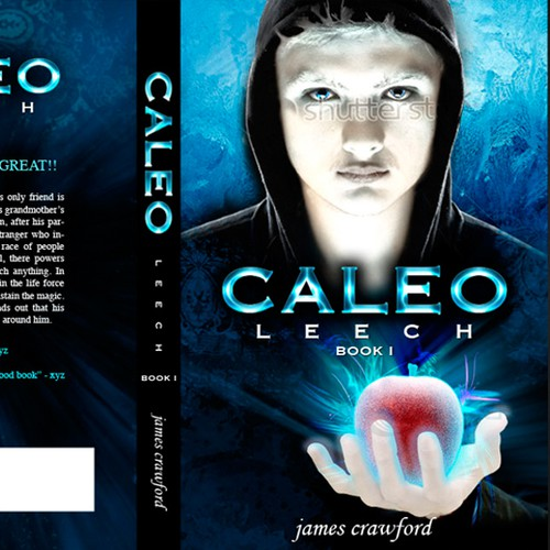 Book cover : Caleo