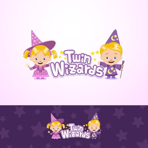 Twin Wizards