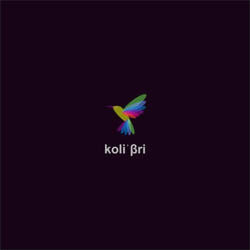 Modern & Youthful logo for koliˈβri