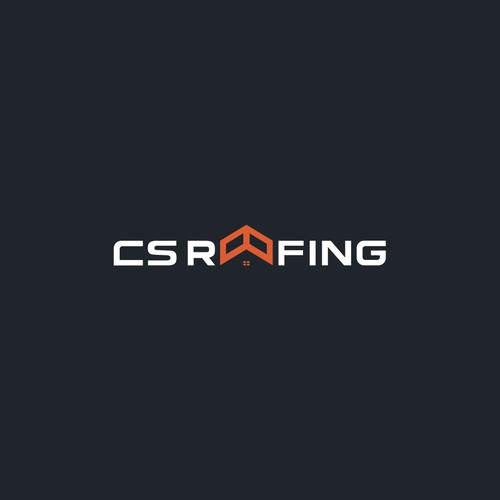 """CS Roofing needs a powerful new logo"""