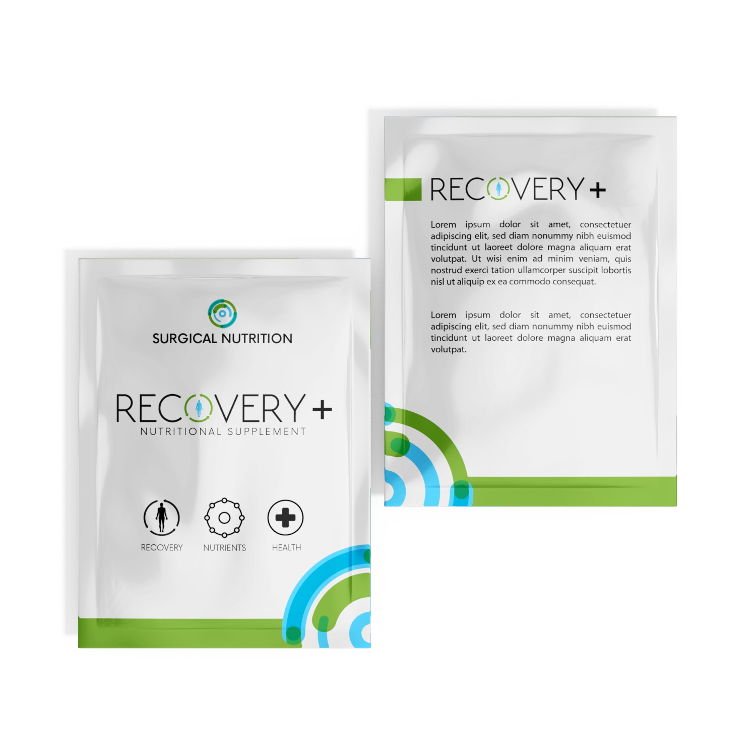 Surgery Recovery Product Needs Creative Packaging Design