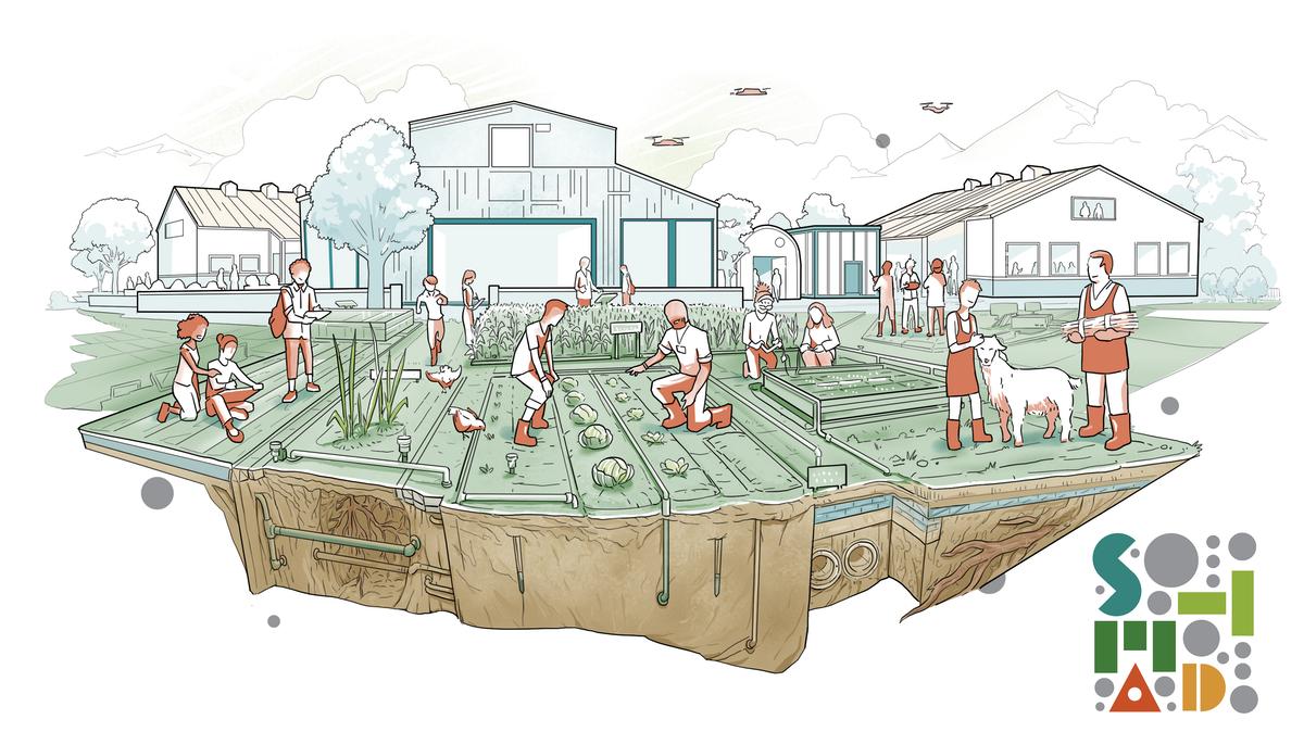 "New NextGen Ag/Environmental High School ""About"" Infographic"