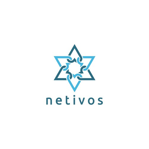 Logo concept for NETIVOS
