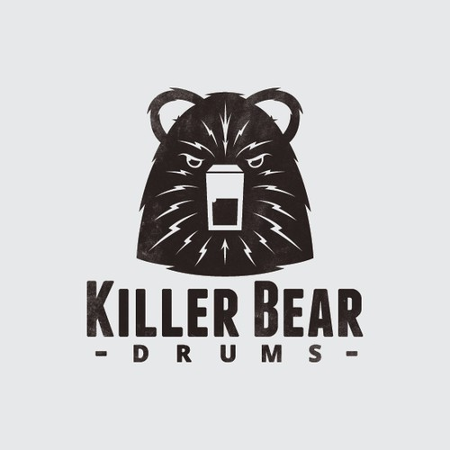 Logo for Killer Bear Drums