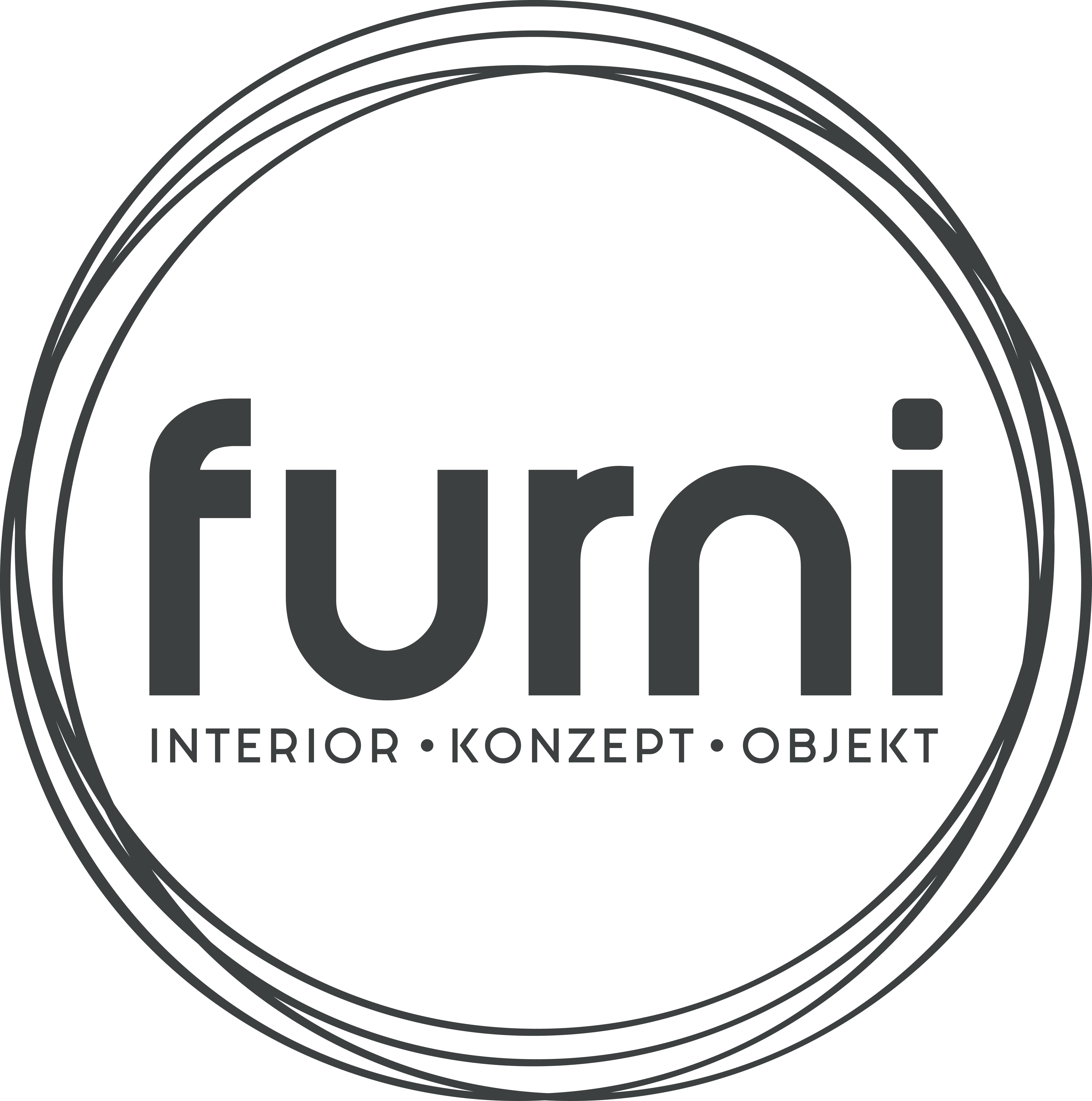 """Help us to get an cool, fresh and special logo for """"furni"""" - Furniture"""