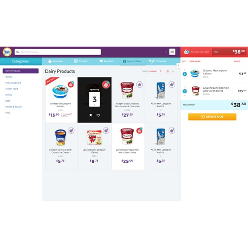 The Next Generation Online Grocery Store Platform Startup Needs your Help