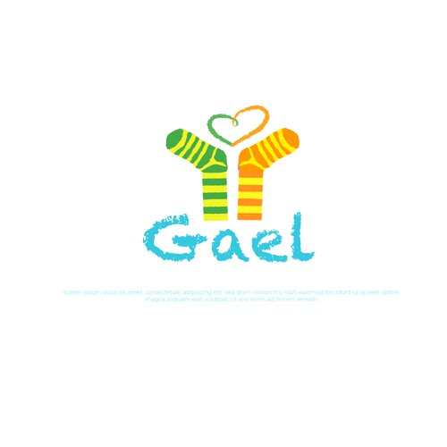 Logo design for gael