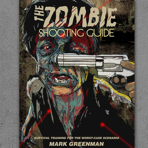 Book cover for The Zombie Shooting Guide