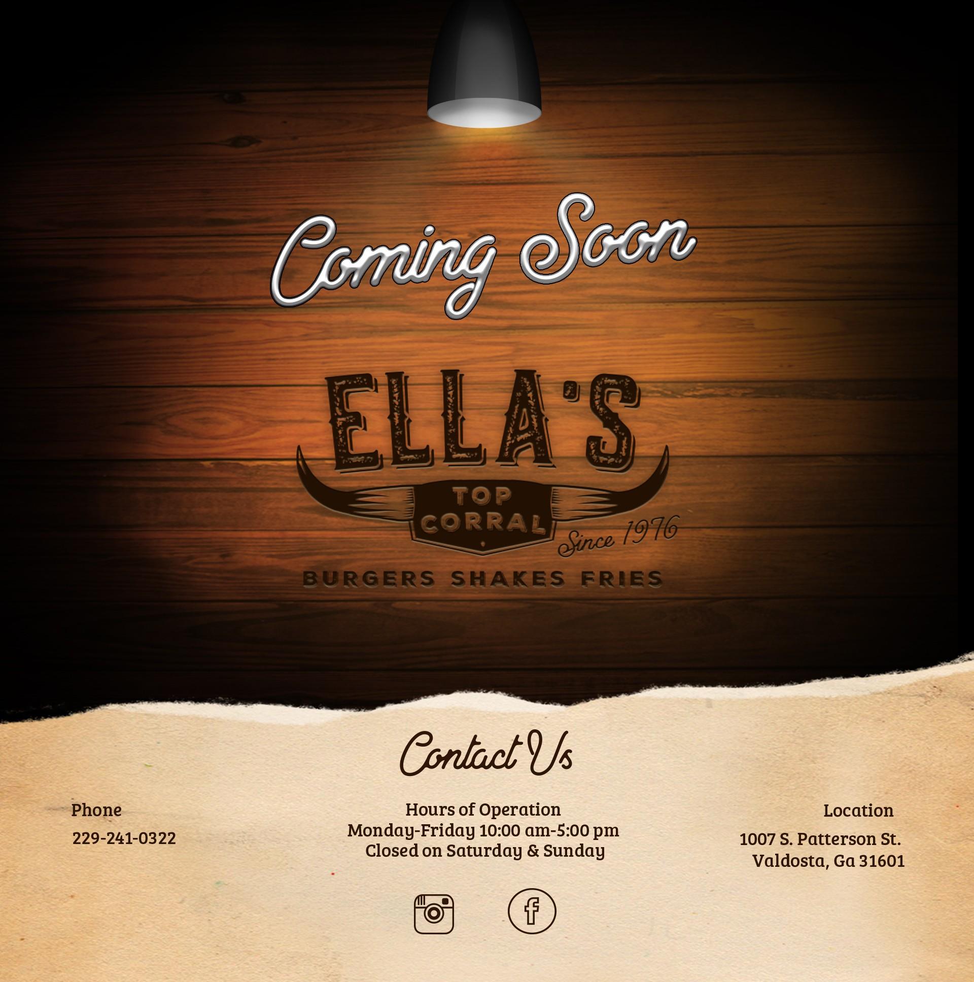 ellastopcorral.com coming soon