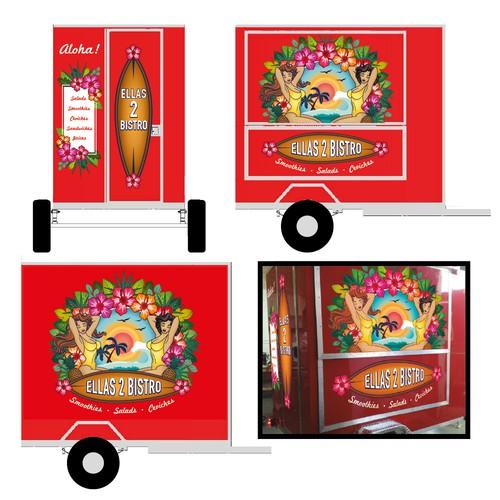 food truck total art