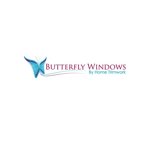 Butterfly Windows needs a new logo