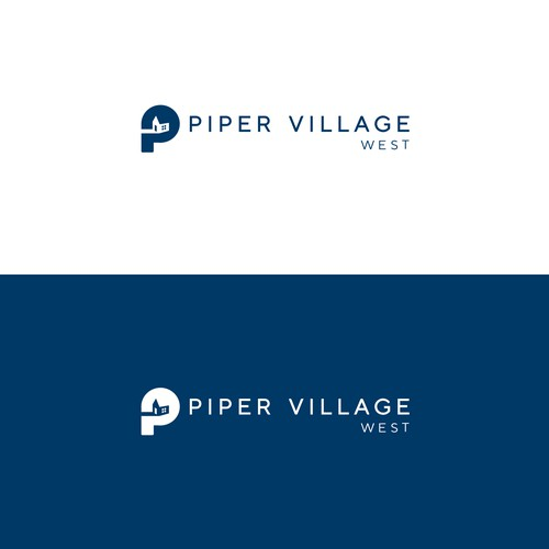 Logo for a Residential Community