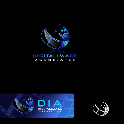 Logo for Film & Television Production Services Company