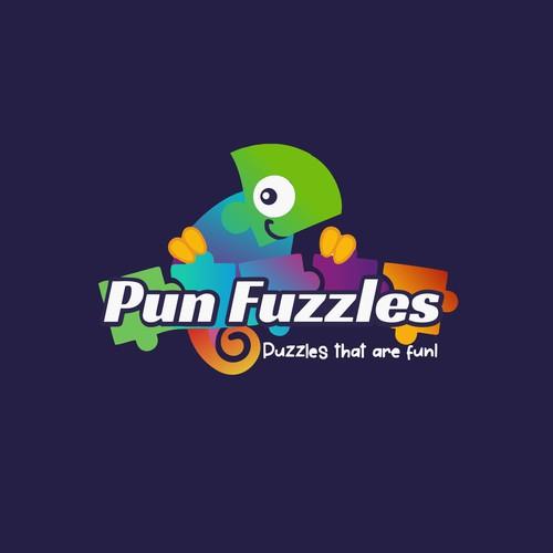 Pun Fuzzles Logo