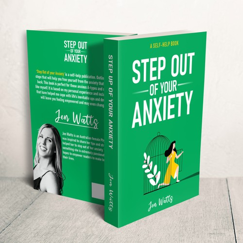 STEP OUT OF YOUR ANXIETY