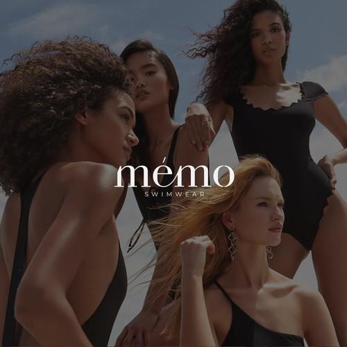 Swimwear Brand Logo Design