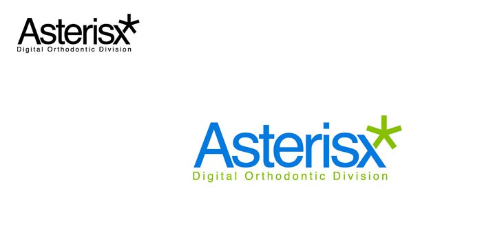 Create the next logo for Asterisx