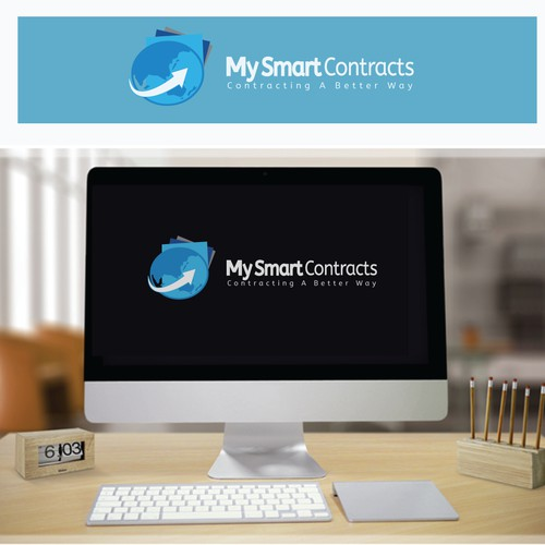 MySmartContracts Logo
