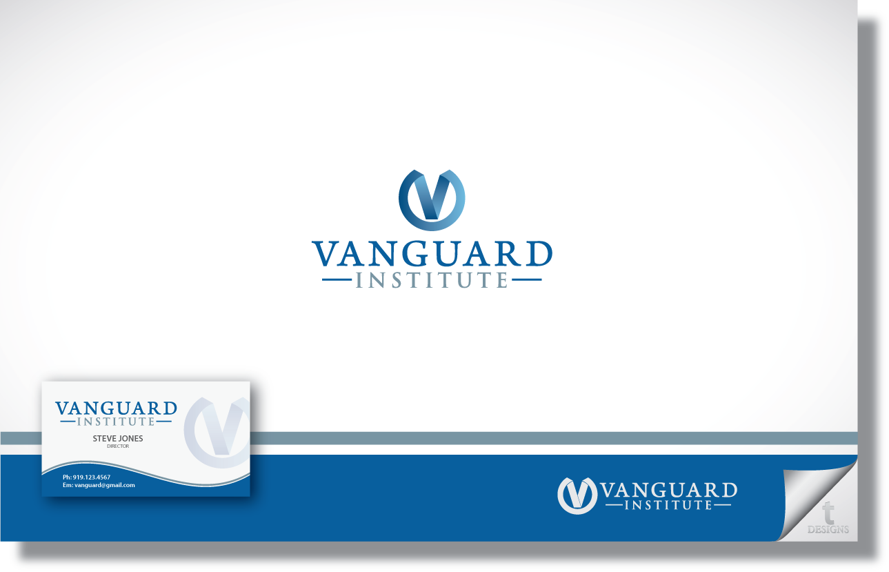 New logo wanted for Vanguard Institute