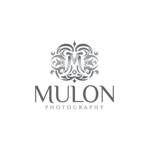 Logo concept for Mulon - Photography