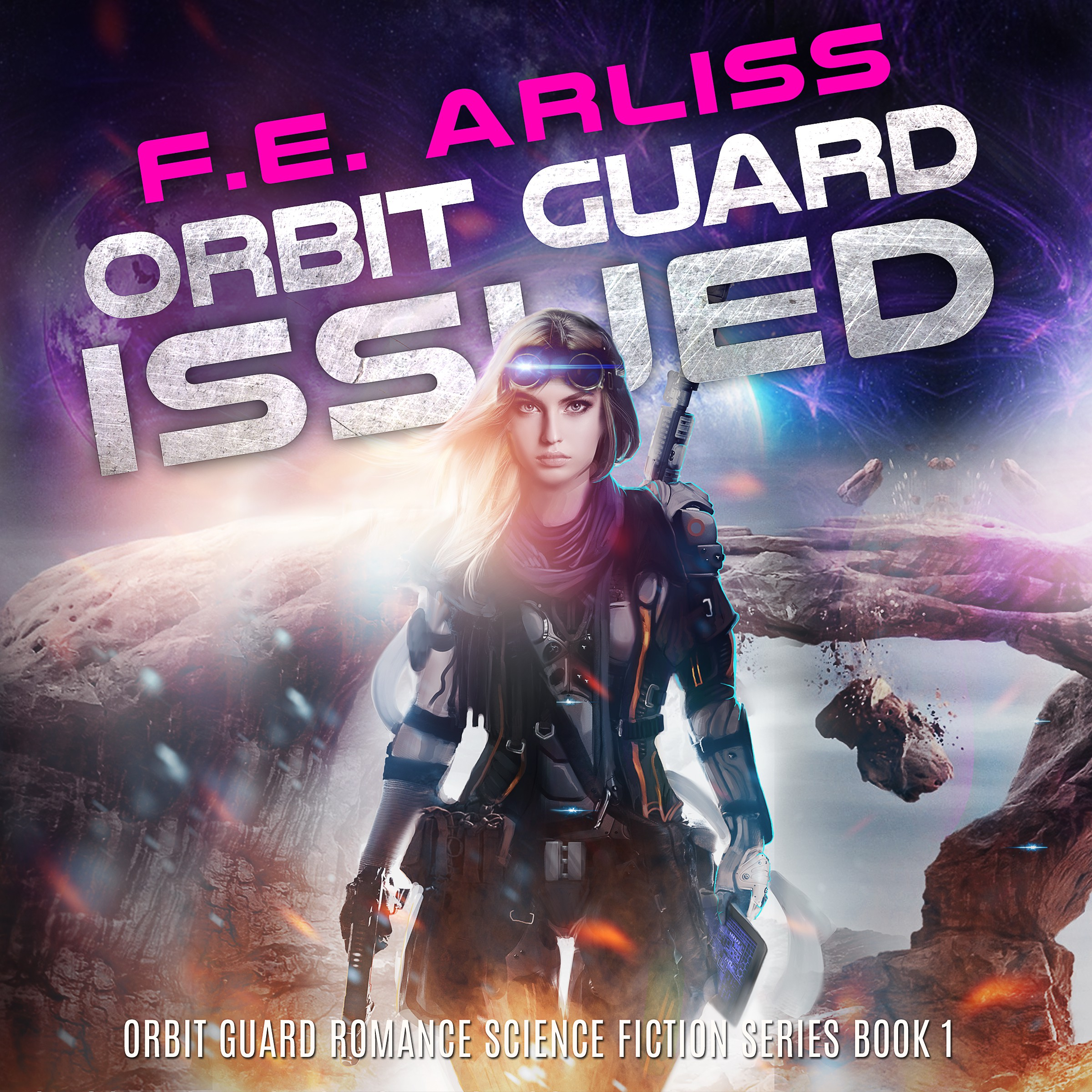 Orbit Guard Issued cover work for ACX