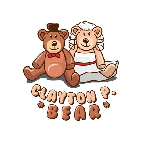 Logo for Clayton P Bear