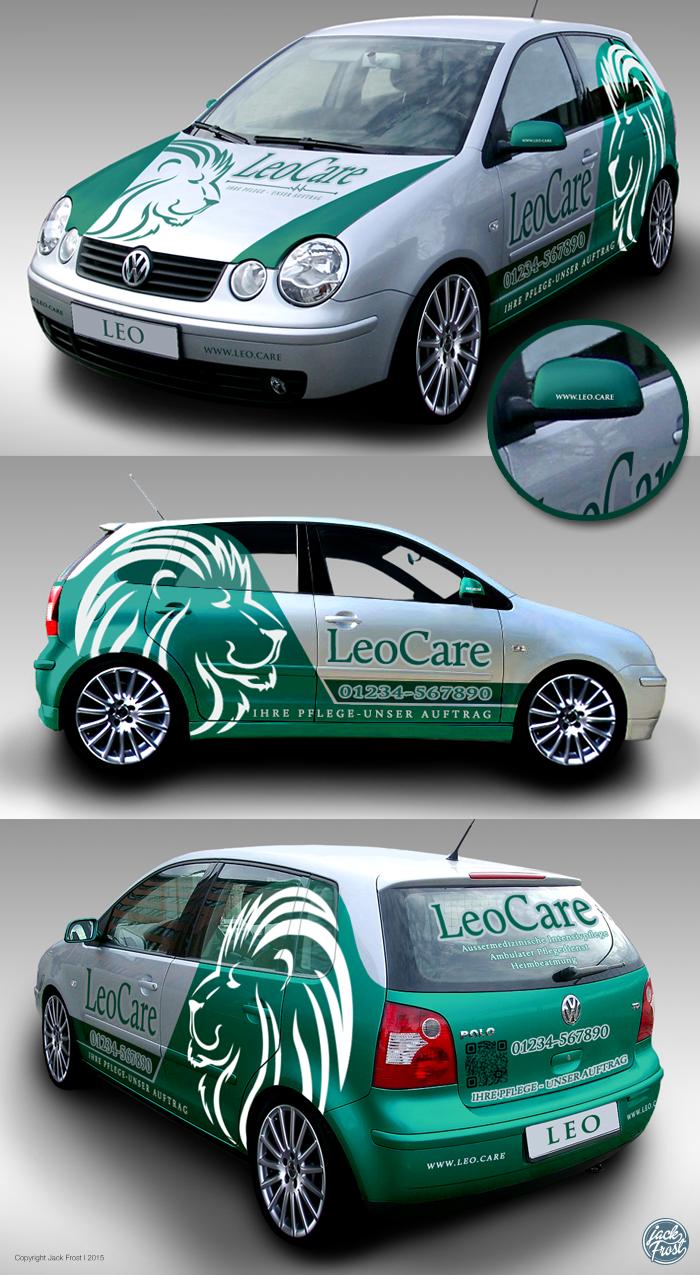 LeoCare - Car Design