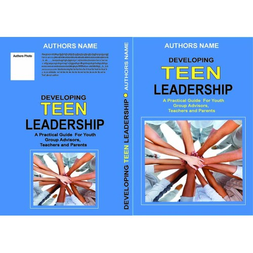 Book cover: Developing Teen Leadership