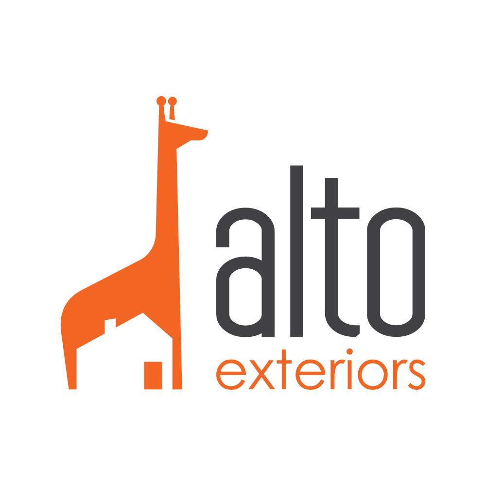 LOGO... My startup company, ALTO EXTERIORS, needs a fresh, modern LOGO. Thanks in advance