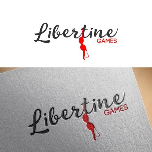 logo - Libertine Games
