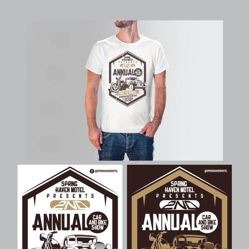 Tshirt/Poster design