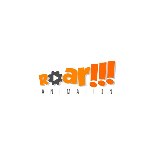 Roar Animation logo