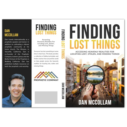 Book cover for Dan McCollam