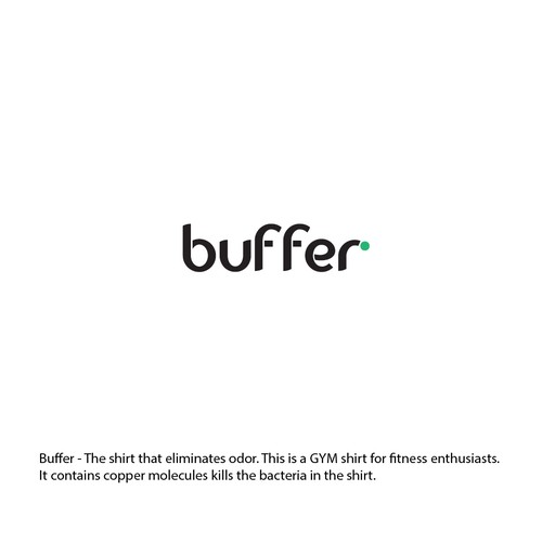 Logo For Buffer